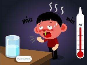 การรักษาตนเองเบื้องต้น เมื่อเป็นไข้หวัด